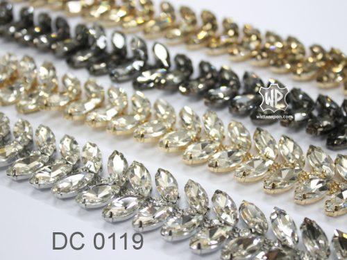 diamond chain, diamond tape, เพชรเทป, เพชรเส้น, โซ่เพชร